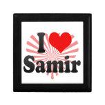 Amo a Samir Caja De Regalo