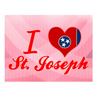 Amo a San José, Tennessee Postal