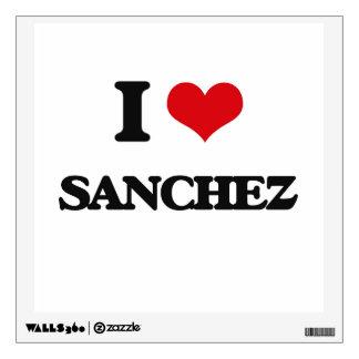 Amo a Sánchez