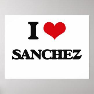 Amo a Sánchez Póster