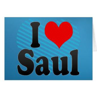 Amo a Saul Tarjeton