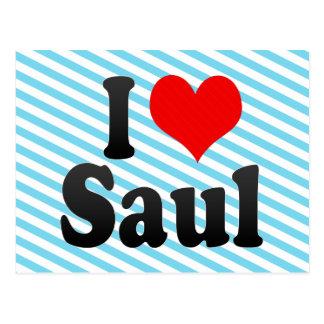 Amo a Saul Postales