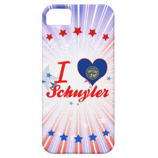 Amo a Schuyler, Nebraska iPhone 5 Cobertura