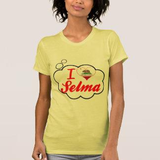 Amo a Selma California Camisetas