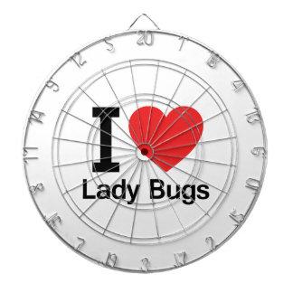 Amo a señora Bugs