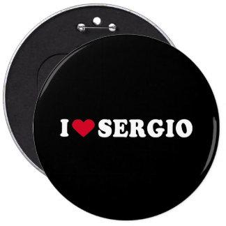 AMO A SERGIO PINS