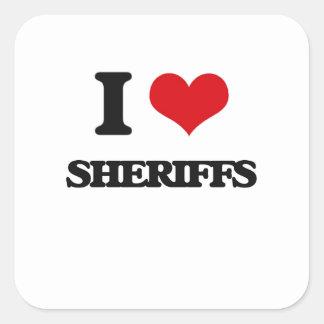 Amo a sheriffs