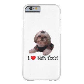 Amo a Shih Tzu Funda Para iPhone 6 Barely There