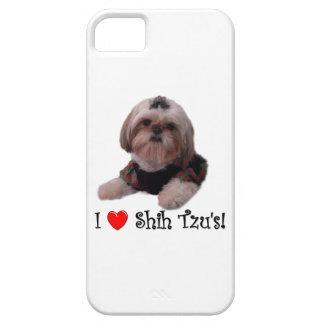 Amo a Shih Tzu Funda Para iPhone 5 Barely There