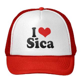 Amo a Sica Gorros