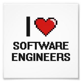 Amo a Software Engineers Fotografías