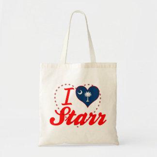 Amo a Starr, Carolina del Sur Bolsa
