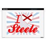 Amo a Steele, Alabama 38,1cm Portátil Calcomanías