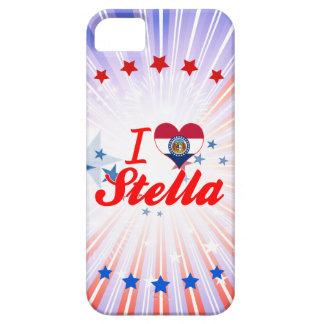 Amo a Stella Missouri iPhone 5 Case-Mate Cárcasa