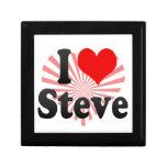 Amo a Steve Caja De Regalo