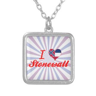 Amo a Stonewall, Mississippi Grímpola