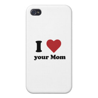 Amo a su mamá iPhone 4/4S funda