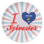 Amo a Sylvester, Wisconsin Plato De Comida