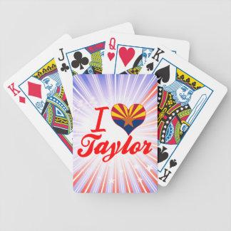 Amo a Taylor, Arizona Baraja