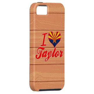Amo a Taylor, Arizona iPhone 5 Case-Mate Protectores