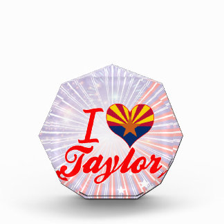 Amo a Taylor, Arizona