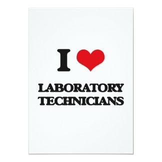 Amo a técnicos de laboratorio