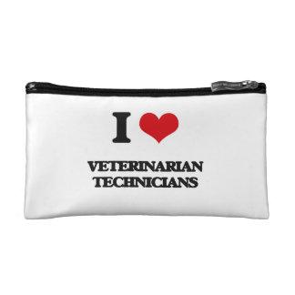 Amo a técnicos veterinarios