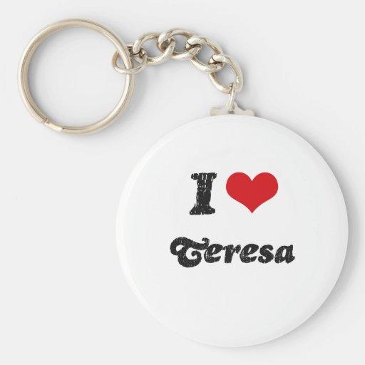 Amo a Teresa Llavero