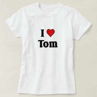 Amo a Tom Playeras