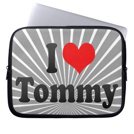Amo a Tommy Manga Portátil