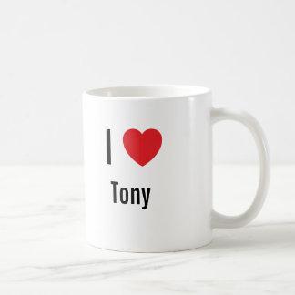 Amo a Tony Taza