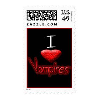 Amo a vampiros sellos