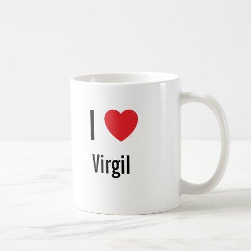 Amo a Virgil Taza