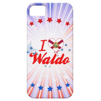 Amo a Waldo la Florida iPhone 5 Carcasas