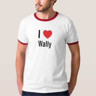 Amo a Wally Remeras