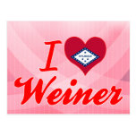 Amo a Weiner, Arkansas