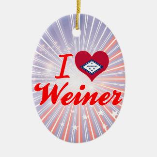 Amo a Weiner Arkansas Adorno De Reyes