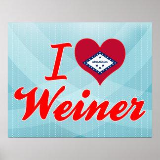 Amo a Weiner, Arkansas Impresiones
