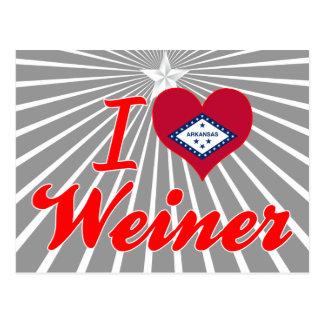 Amo a Weiner Arkansas Postal