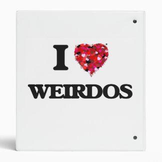 """Amo a Weirdos Carpeta 1"""""""