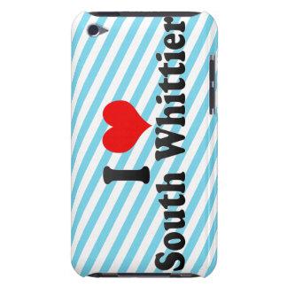 Amo a Whittier del sur Estados Unidos Barely There iPod Fundas
