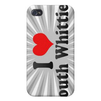 Amo a Whittier del sur Estados Unidos iPhone 4 Coberturas