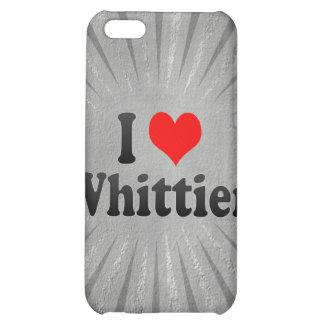 Amo a Whittier Estados Unidos