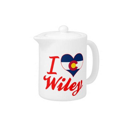 Amo a Wiley, Colorado