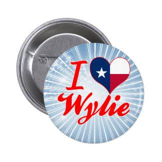 Amo a Wylie, Tejas Pins