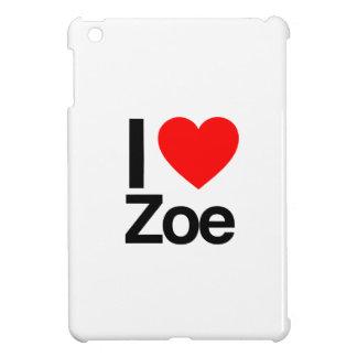 amo a Zoe