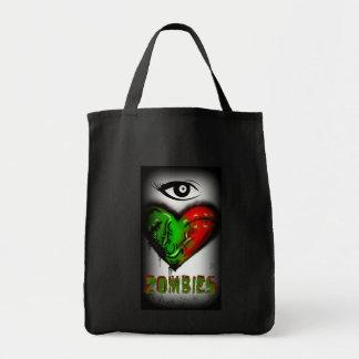 Amo a zombis bolsa