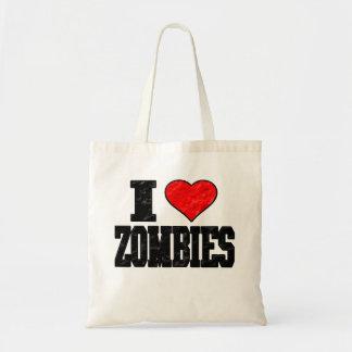 Amo a zombis bolsas