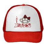 Amo a Zombis-KnuckleBow Gorro