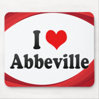 Amo Abbeville, Francia Alfombrilla De Ratones